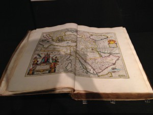 オスマン帝国時代の地図